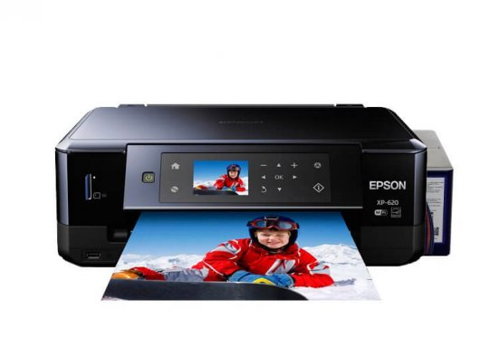 фото МФУ Epson Expression Premium XP-620 Refurbished by Epson с СНПЧ