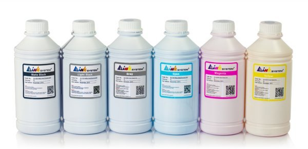 Чернила INKSYSTEM для фотопечати на HP DesignJet T610 1000 ml