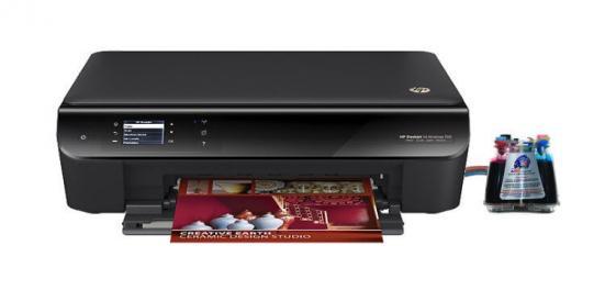 Принтер hp deskjet ink advantage 3545 инструкция.