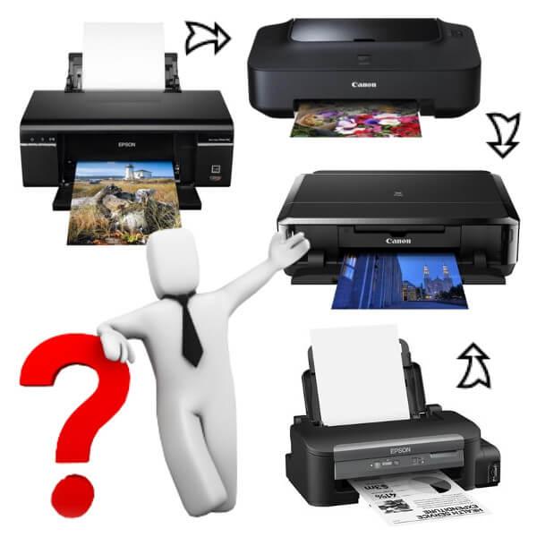 Критерии выбора принтера домой и в офис