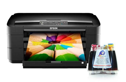 изображение Принтер Epson WorkForce WF-7015 с СНПЧ