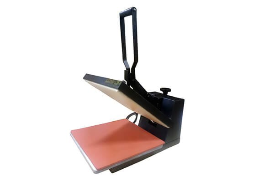 Термопресс планшетный Grafalex (38x38см) для термотрансферной и сублимационной печати