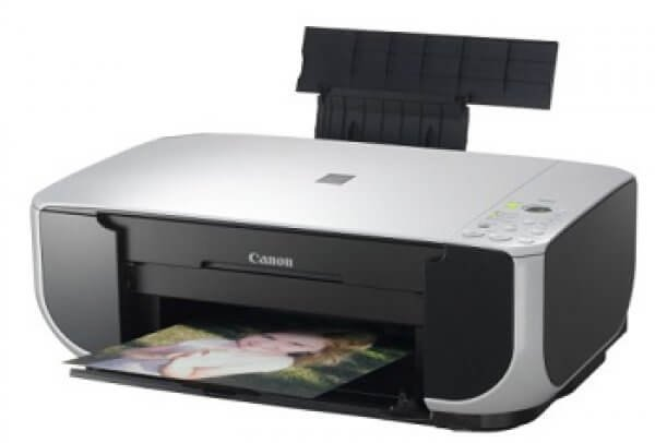 Canon MP210 с СНПЧ