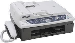 Brother FAX-2440C с ПЗК