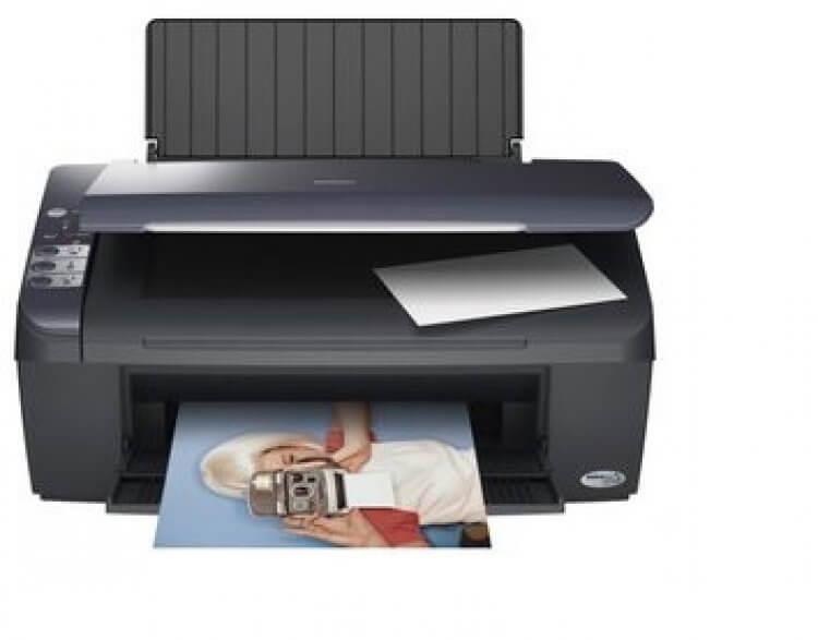 Для cx4300 принтера драйвер epson