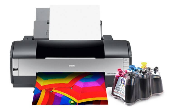 Принтер Epson Stylus Photo 1410 с СНПЧ