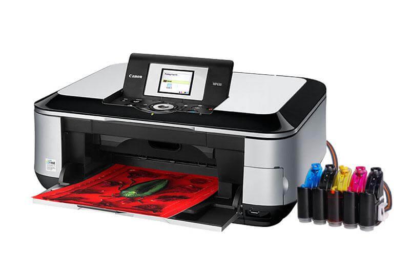 скачать драйвера для принтера canon mp630