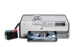 HP Photosmart C8183 с СНПЧ