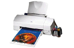 изображение Принтер Epson Stylus Color 1160 с СНПЧ