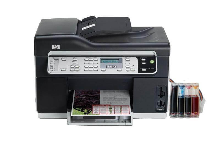 изображение МФУ HP OfficeJet Pro 8500 с СНПЧ